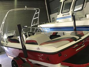 Used boat - Wakeboard