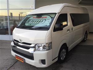 2015 Toyota Quantum 2.5D 4D GL 14 seater bus