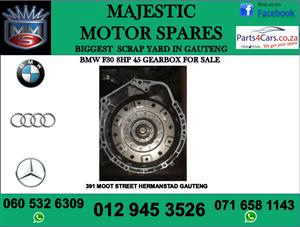 Bmw F30 8HP45 gearbox for sale