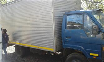4Ton Toyota Dyna for sale or swap