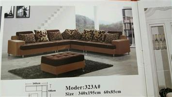 Lounge Suite Sofa Set 323