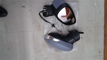 Door mirrors for Ford Fiesta