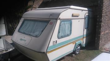1990 Caravette 4 bed