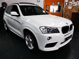 2012 BMW X3 xDrive28i Exclusive