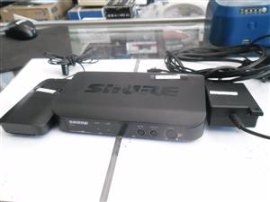 SHURE WIRELESS MIC