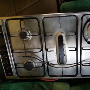 AEG 5 burner gas hob