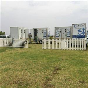 Mobile VIP toilet VIP toilet 4 hire