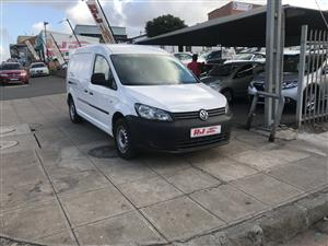 2012 VW Caddy Maxi panel van CADDY MAXI 2.0TDi (81KW) F/C P/V
