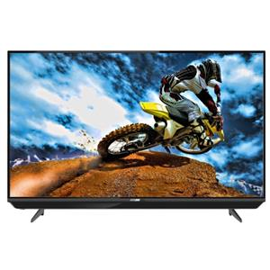 "JVC 55"" UHD Smart LED TV with Built-in Soundbar LT-55N"