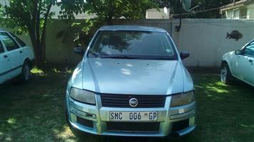 2005 Fiat Stilo 1.9JTD Actual 5 door