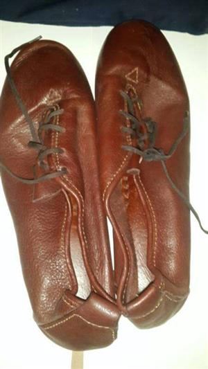 Redemption genuine Leather Iris Dance Shoes barely worn