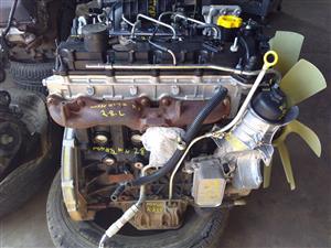 Jeep 3.7 V6 Petrol Engine