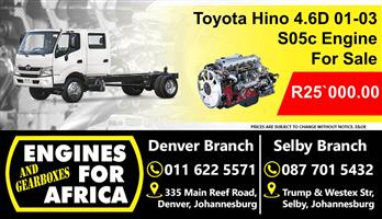 hino gauteng in Engines in South Africa | Junk Mail