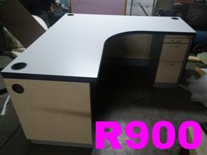 Desks available