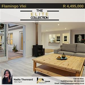 Beautiful home in Flamingo Vlei
