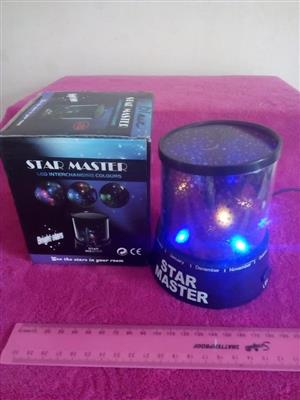 Star master monthly lamp for sale