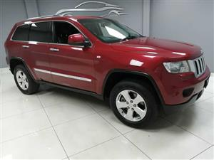 2012 Jeep Grand Cherokee 3.0LCRD Limited