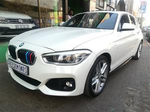 2015 BMW 1 Series 120i 5 door M Sport auto