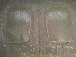 Mercedes-Benz W114 W115 Headlight Glasses