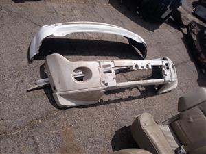 Mitsubishi Pajero Bumper