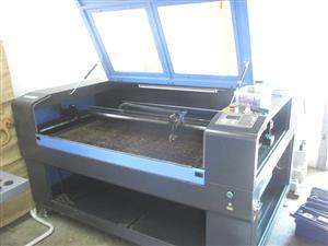 LC2-9060/D120 TruCUT Performance Range 900x600mm Cabinet Type, Double Laser Head Laser