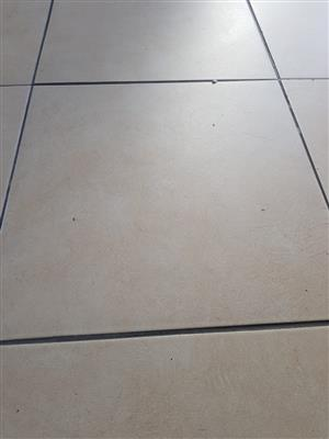 New or used tiles