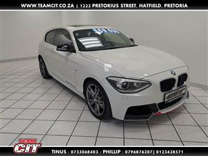2014 BMW 1 Series 135i coupé M Sport steptronic