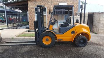 2017 JAC Forklift For Sale