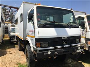 Tata Lpta 713e 4x4 - ON AUCTION