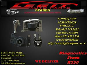 FORD FOCUS MOUNTINGS FOR SALE