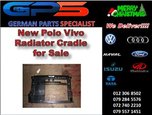 New VW Polo Vivo Radiator Cradle for Sale