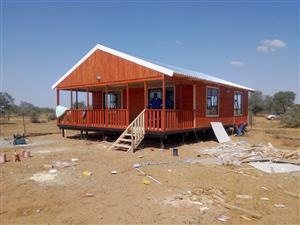 Wendy house & log homes
