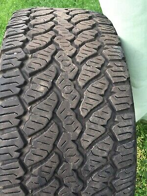 255/55R19 GENERAL GRABBER A/T  TYRES FOR SALE