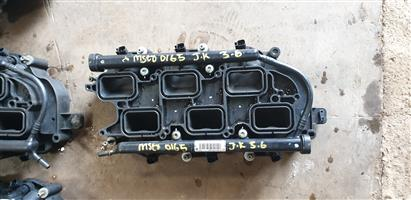 Jeep Wrangler JK 3.6 V6 Intake Manifolds