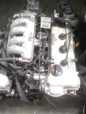 Nissan Sentra 1.6 16v engine for sale