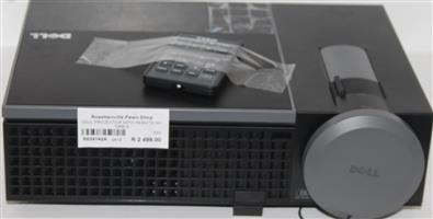 S034142A Dell projector with remote #Rosettenvillepawnshop