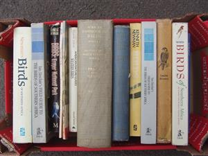 Bird Books - interesting selection of Bird books +- 15 books in excellent condition