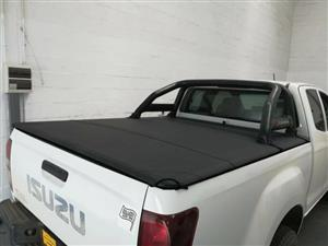 ISUZU BAKKIE - CLIP ON / ELASTIC CORD COVER