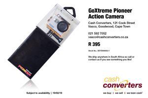 GoXtreme Pioneer Action Camera