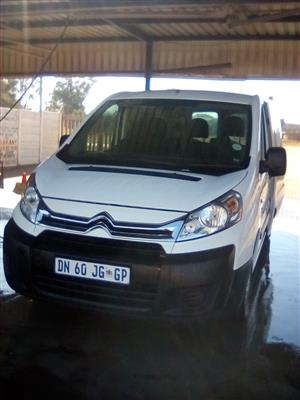 2015 Citroen Berlingo 1.6HDi 90 L2