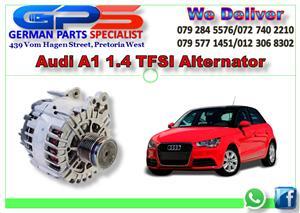 AUDI A1 1.4 TFSI ALTERNATOR FOR SALE