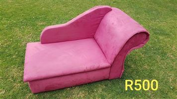 Pink mini couch for sale