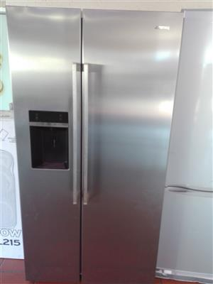 Smeg double door fridge