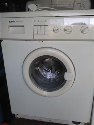 Bosch WFB2005 Front Loader Washing Machine