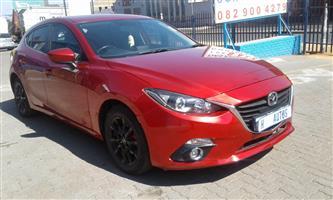 2016 Mazda 3 Mazda 1.6i