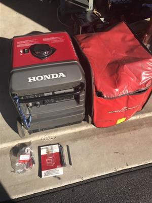 Honda EU30is Silent generator 3000 watt