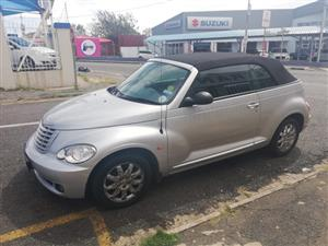 2008 Chrysler PT Cruiser 2.4 Limited automatic