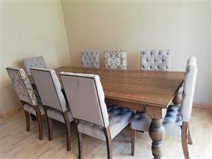 6/8 Seater Dining Room table