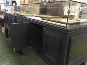 Executive Display Cabinets