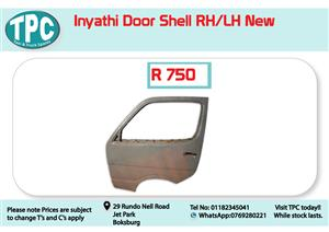 Inyathi Door Shell RH/LH for Sale at TPC